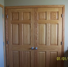 6 Panel Interior Prehung Doors