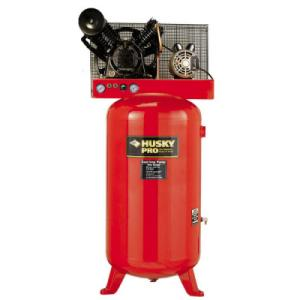 Husky Air Compressor. Trim Plus 3-Gallon Electric Air Compressor