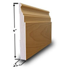 Baseboard trim wood baseboard styles sizes and baseboard Baseboard height