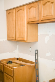 Installing Cabinetry