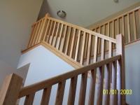 wood Handrail