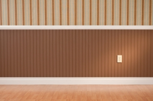 Waynes Coating, Wainscoting
