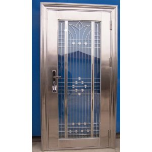 Perfect Exterior Steel Doors S For Inspiration Ideas Entry New ...