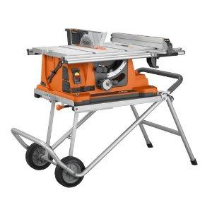 Ridgid Table Saw : Ridgid Table Saws, Ridgid Portable Table Saw