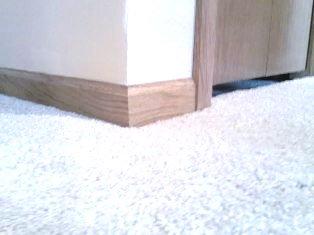 Wood Baseboard