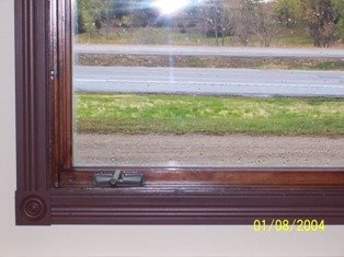 Trimming Windows, Window Trim